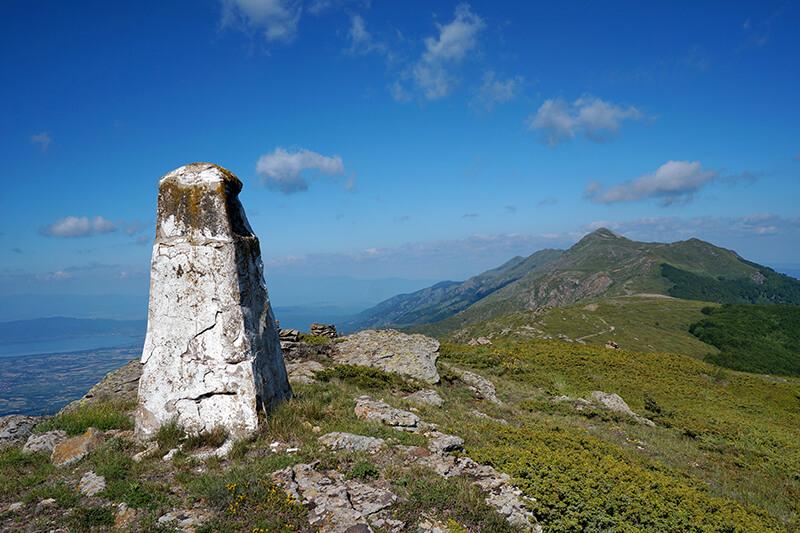 планински преходи по границата на българия