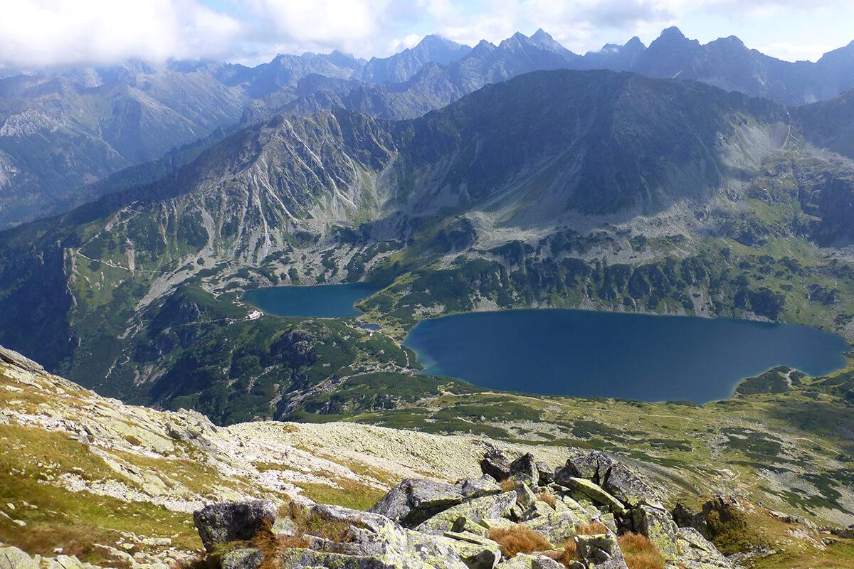 планински преходи в татрите