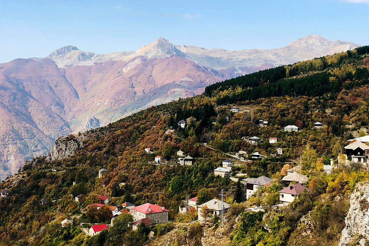 планински преход северна македония