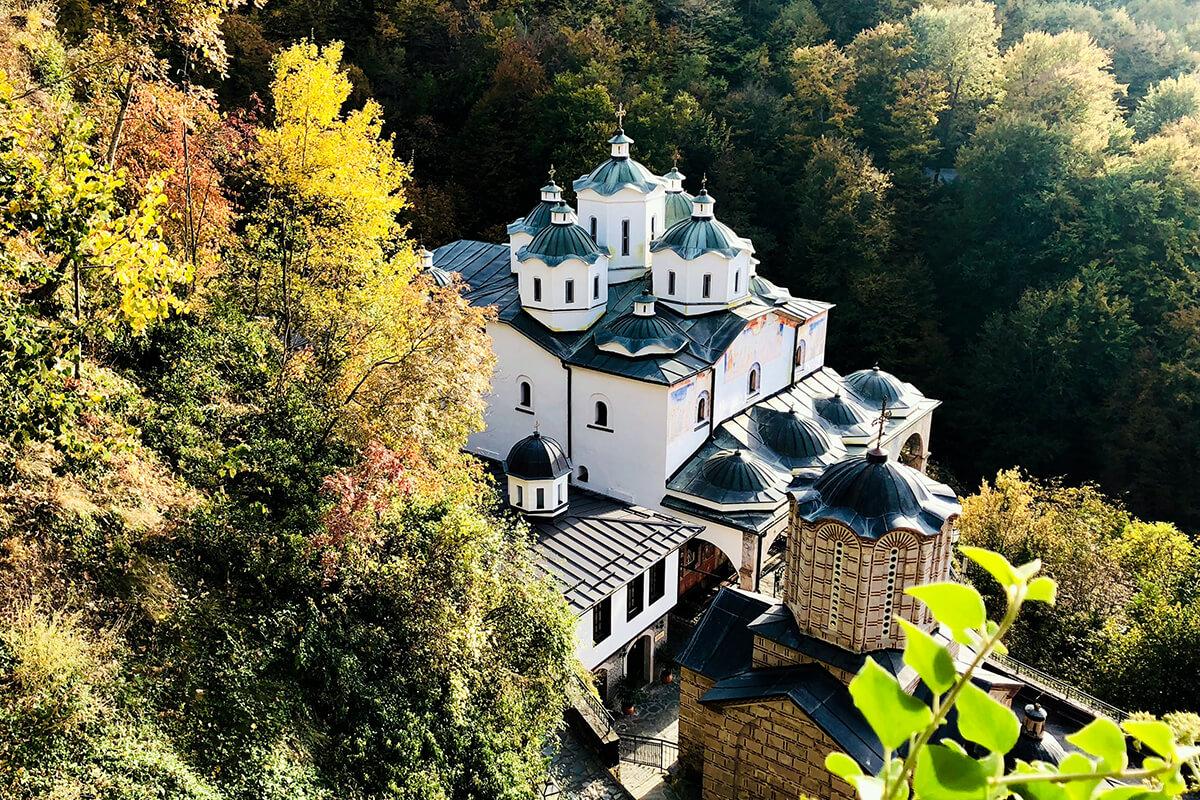 преход бигорски манастир