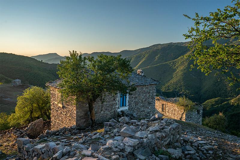 забравените села на българия
