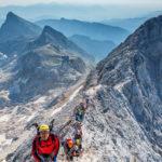 планински преход Триглав - Юлийски Алпи
