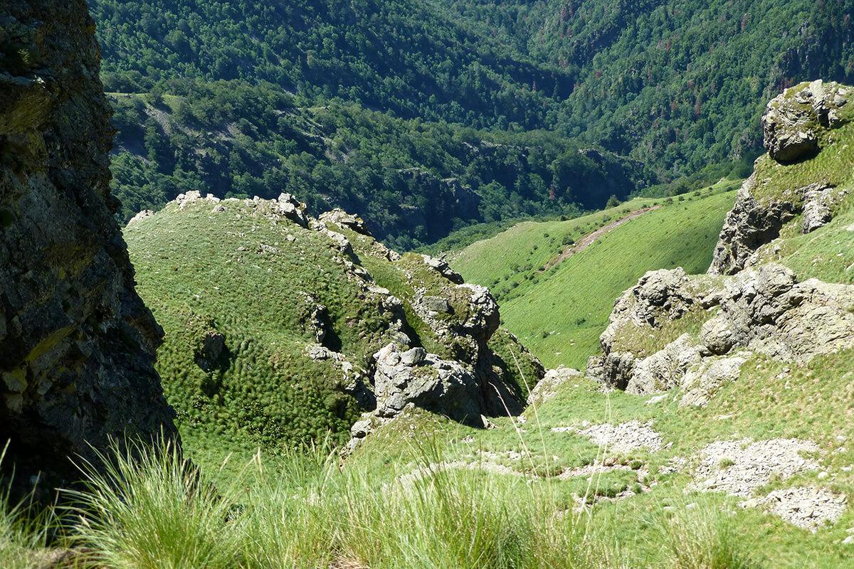 планински преход до връх ботев