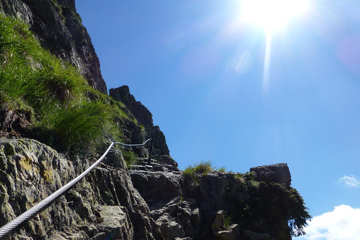 райски скали
