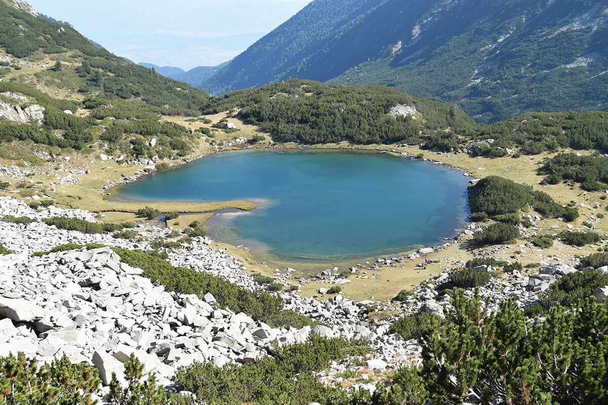 маршрут пирински езера